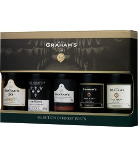 GRAHAM`S MINI SELECTION PACK (5 B 5CL)